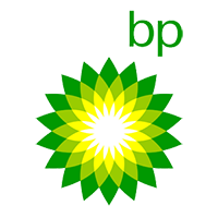 bp - BP pic (former British Petroleum) Logotype