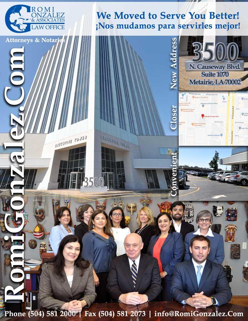 Romi Gonzalez New Headquarter Premises